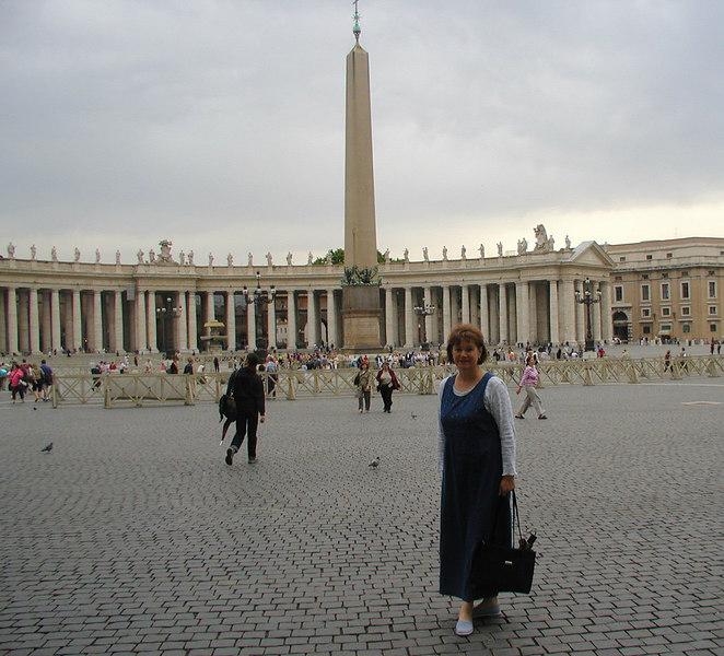 Vatican Square
