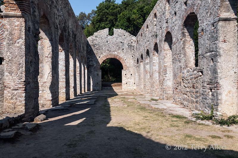 The-Great-Basilica-6th-C-3,-Butrint,-Albania
