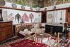 'Dining-room'-Skanderbeg-museum,-Kruja,-Albania