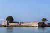 Ali-Pasha-castle,-Vivari-Channel,-Butrint,-Albania