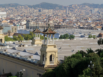 Barcelona, Spain 8/20-22/11