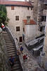 Kotor Old City, Climbing to the City Walls (Gurdic Bastion)