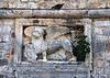 Kotor Old City: Lion of St Mark - the Patron Saint of Venice