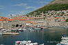 Dubrovnik-harbour,-Croatia