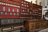Franciscan-Monastery-Museum-pharmacy-objects,-Dubrovnick,-Croatia