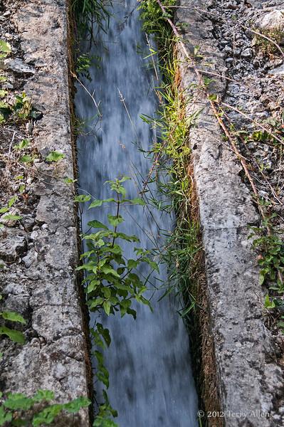 Mill-race,-Ljuta-River,-Konavle-region,-Croatia