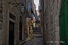 Narrow-side-street-2,-Dubrovnik,-Croatia