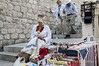 Croatian-handicrafts,-Dubrovnik,-Croatia
