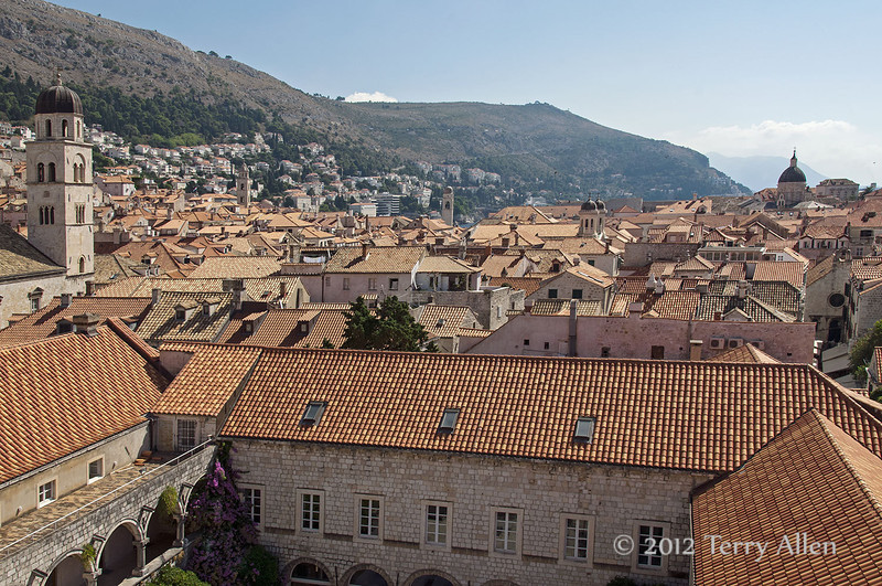 The-roofs-of-Dubrovnik,-Croatia