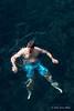 Swimmer,-Dubrovnik,-Croatia