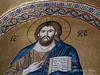 Mosaic,Byzantine-monastery-of-Osios-Louca,-Distomo,-Gr eece