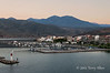Itea-harbour-at-dawn,-Greece
