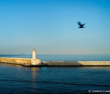 Livorno Harbour