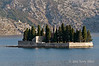 Mouth-of-Kotor-Bay \,-looking-towards- \Perast-&-monastery-on-St George Island