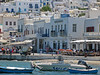 August in Greece, or anywhere in Europe, will find an abundance of tourists.