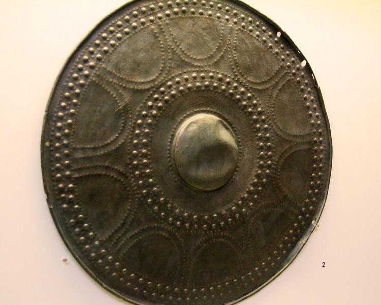Olympia Museum -Shield