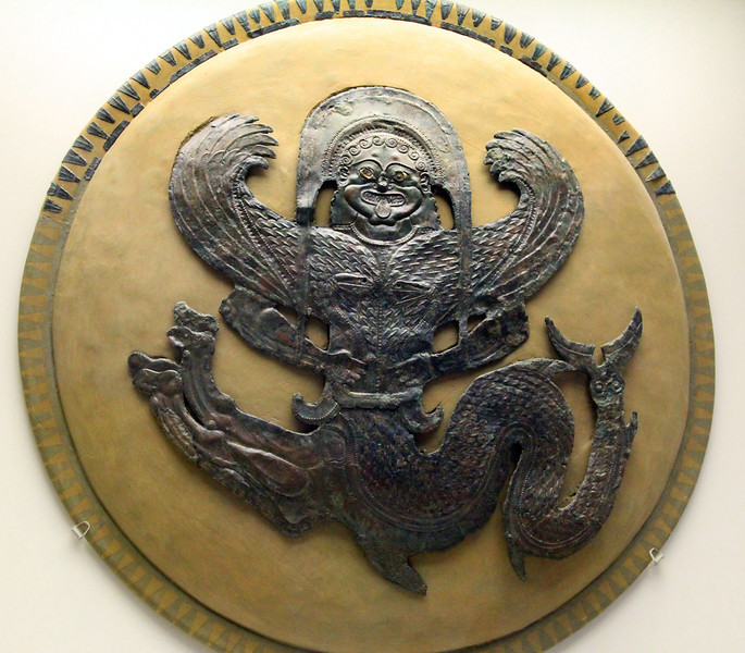 Olympia Museum -Decorated Shield