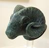 Olympia Museum - Ram's Head Decoration
