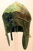 Olympia Museum - Beautifully Patinaed Bronze Helmet