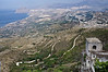 West-Sicily,-San-Vito-&-Monte-Coffano-from-Erice, Sicily