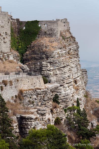 Norman-Castello-di-Venere-2,-Erice, Sicily