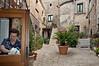 Courtyard-2,-Erice, Sicily