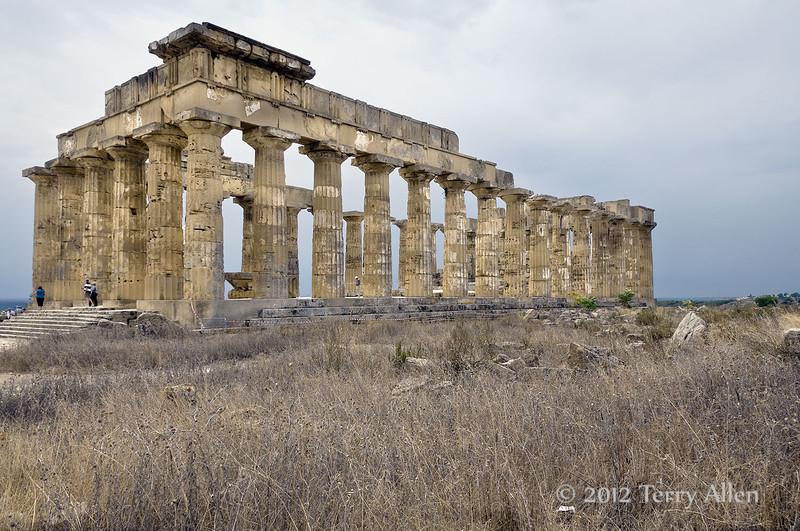 Temple-of-Hera-(Temple-E)-2,-Selinute, Sicily