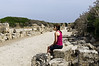 Ancient-road-in-the-Acropolis,-Selinute,-Sicily