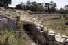 Roman-amphitheater,-Syracuse,-Sicily