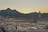 Palermo-at-sunset, Sicily