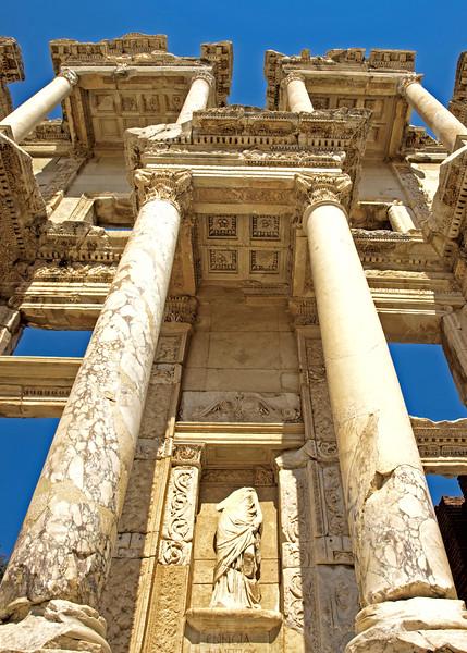 Library of Celsus - Ephesus