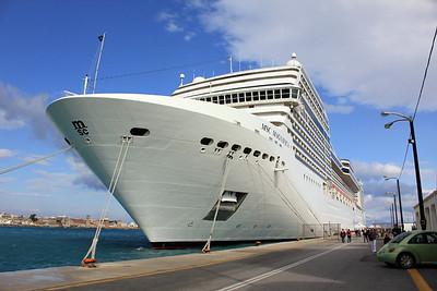 Mediterranean Cruise 2011 - MSC Magnifica