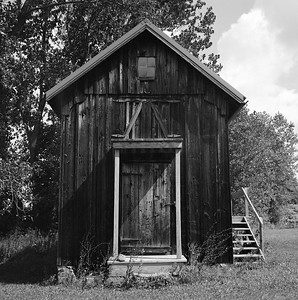 Apple Dry House, Rt. 414, Wayne County, NY. September 2000