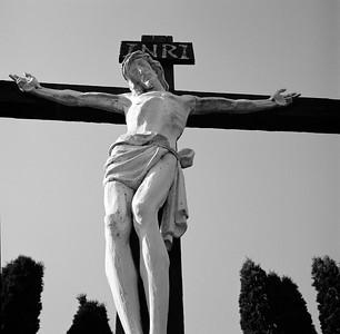 Kateri Shrine, Fonda, NY. June 2002