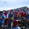 F1 Race Fans at Turn 1, 2014 American Grand Prix