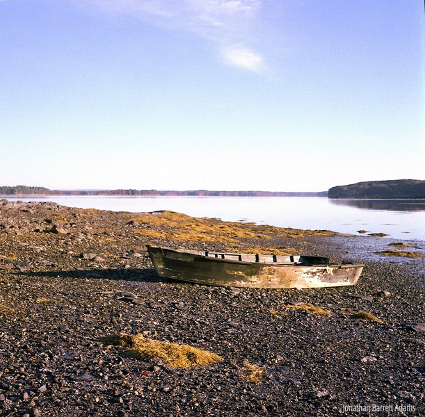 Low Tide, Lookout Point