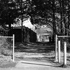 Test roll at local elementary school. April 2017, RZ67, Tri-X film, home processed.