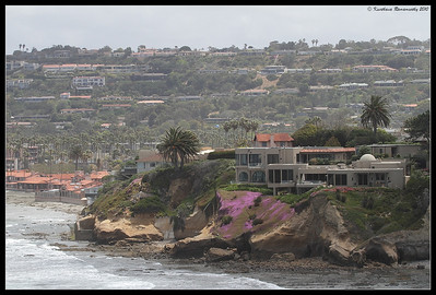 View of La Jolla from the La Jolla Cove, San Diego County, California, May 2010