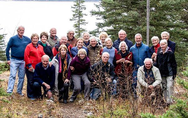 Meds 6T0 in Banff 2016
