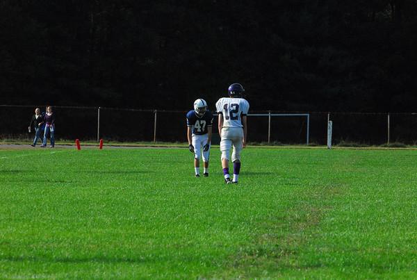 Medway High School Football 09