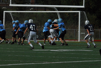 Freshmen vs Medfield 9-24-09