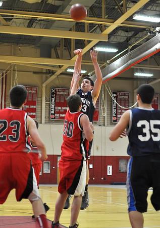 C. Basketball & Soccer, 2011-13