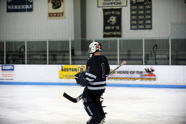 Medway High School Hockey 10-11