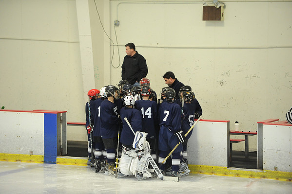 Medway Middle School Hockey 2010-2011
