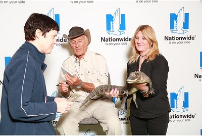 Meet Jack Hanna with Nationwide Las Vegas 2018