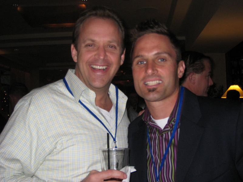 Scott Rewick and Brady Whittingham