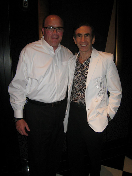 Mike got to meet one of his heroes, Joe Sugarman.  Mike runs a pretty large company now, but Joe was a big influence for him