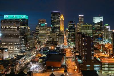 Downtown Minneapolis South