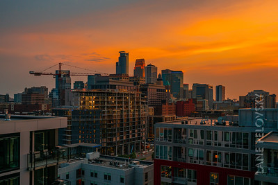 July 4th 2018 - Skyline