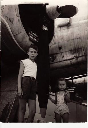 Old family photos, Monika Caban, photographer